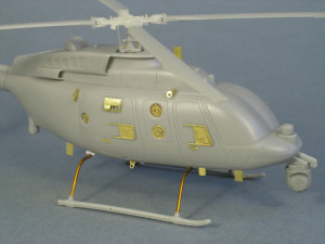 photoetched parts  applied on MQ-8C