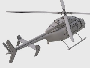 MQ-8C from behind