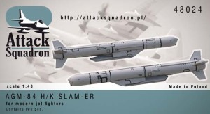 SLAM-ER 1/48 scale set