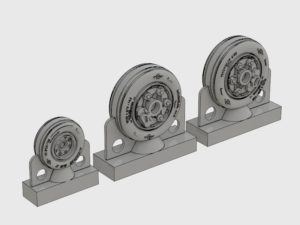 resin wheels for f-16 late