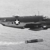 samolot patrolowy z torpeda mk13